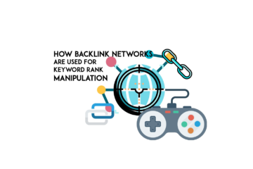 backlink networks manipulate keyword rankings