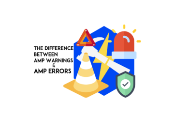 difference between amp warnings and amp errors